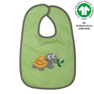 Schildkröte opalgrün Riesen-Klettlatz