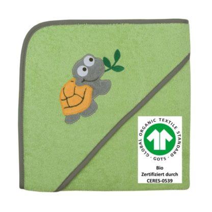 Schildkröte opalgrün Kapuzen-Bt.