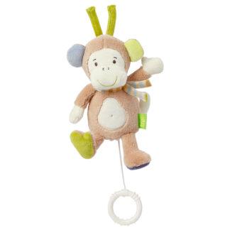 Mini Spieluhr Affe