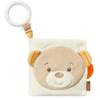 Stoffbuch Teddy