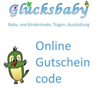 Glücksbaby Gutscheincode