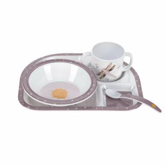 Kindergeschirr Set - Dish Set, Adventure Libelle