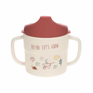 """Lässig """"Trinklernbecher - Sippy Cup, Garden Explorer Schnecke"""""""
